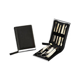 World No. 1. Three Seven (777) Travel Manicure Grooming Kit