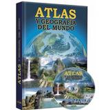 Libro: Atlas Y Geografía Universal Ed. 2016 Con Cd Rom Lexus
