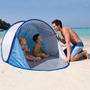 Bestway Carpa Playa Secura Autoarmable Pop Up Protección Uv