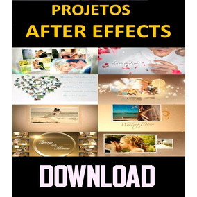 4500 Projetos Templates Adobe After Effects Videos Editaveis