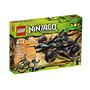Juguete Banda De Rodadura De Lego Ninjago Cole Asalto 9444