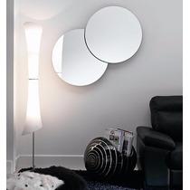 Espejos circulares decorativos espejos en mercado libre for Espejos circulares decorativos