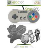 Patch Emulador De Super Nintendo Para Xbox 360 Jtag Ou Rgh