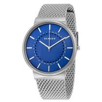 Relógio Skagen Ancher Stainless Steel Mesh Watch