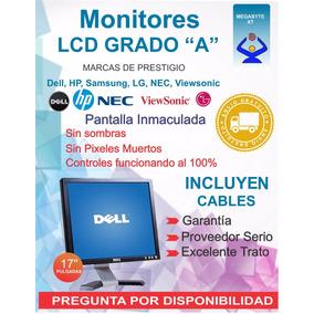 Lcd Monitor 17 Pulgadas Dell, Hp, Samsung, Lg, Viewsonic,nec