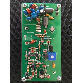 Placa De Amplificador De Rf De 15w - Para Pll Veicular