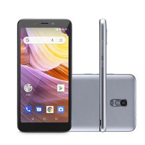 Smartphone Ms50g 1gb 8mp 8gb Prata/preto Multilaser P9072