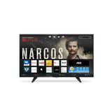 Tv Led Lcd Full Hd Aoc Smart 49 Wifi Hdmi Usb Gtia 2 Años