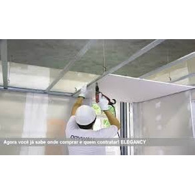 Divisórias Drywall Apartir De 70.00m2 Instalada No Local Ww