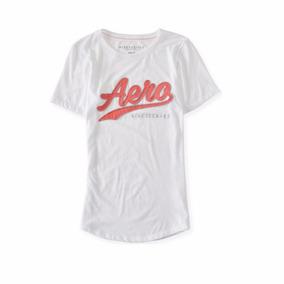 Camiseta Aeropostale Para Dama Originales