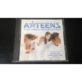 A Teens - The Abba Generation Cd Nuevo Cerrado