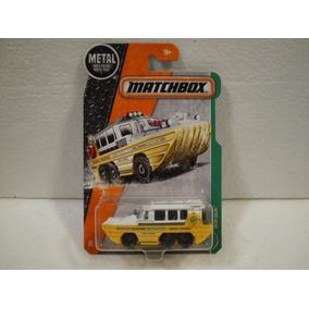 Enigma777 Matchbox Vehiculo Anfibio Duk Duk Amarillo 89/125