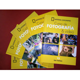 Curso De Fotografía Y Vídeo. National Geographic (pack X 5)