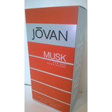 Perfume Jovan Musk For Men 88 Ml. $ 330. Envio Gratis.