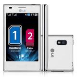 Lg E615f Optimus L5 Dual Branco Android Original I Vitrine