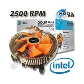 Cooler Con Ventilador Para Microprocesador Socket 1150 1155