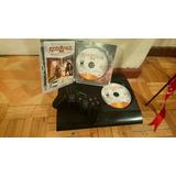 Playstation3 Superslim God Of War 500gb +juegos Digitales