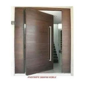 Puertas principales de segunda mano en mercado libre m xico for Puertas principales para casas modernas