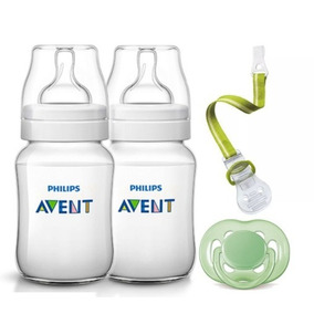 Combo Philips Avent Mamaderas Clasica+ Pack X2 7798161617979