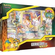 Box Pokemon - Coleção Geração De Aliados 99563 Copag