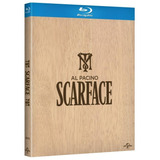 Blu-ray Scarface Gift Set [ 5 Cards+1 Greencard+nota Dolar ]