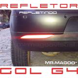 Refletor Para-choque Traseiro Gol Geração 4 G4