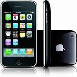 Iphone 3gs 8gb Anatel Nacional Completo+garantia+frete Gt+nf