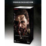 Metal Gear V Phantom Pain Pack Japones