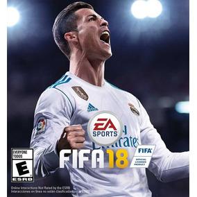 Fifa 18 Ps3 Play 3 Em Portugues Midia Digital Psn