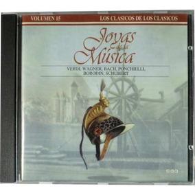 Cd Musica Joyas De La Musica Volumen 15 (saldo)