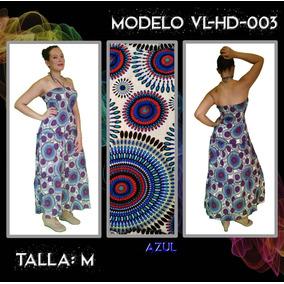 Vestidos Largo Hindú Envío Gratis Vl-hd-003