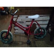 Antiga Bicicleta Ceci Infantil Monark Brisa