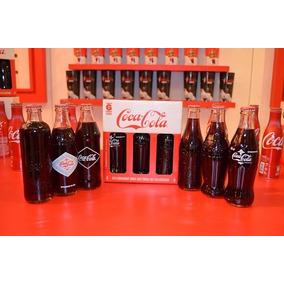 Coca Cola Edição Comemorativa 100 Anos Pack Com 6 Garrafas
