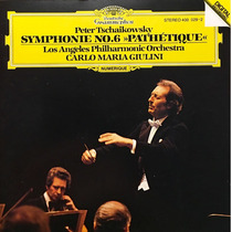 Cd Carlo Maria Giulini Peter Tchaikovsky S N 6 Pathetique