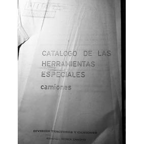 Manual De Herramientas Camión Fiat 697 619 673