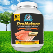 Proteína Para Perros Pronature® 55% De Salmón 1kg