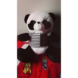 Peluches Gigante Oso 80 Cm Sentado Regalo Amor Amistad Panda