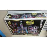 Monster High Escuela De Lujo