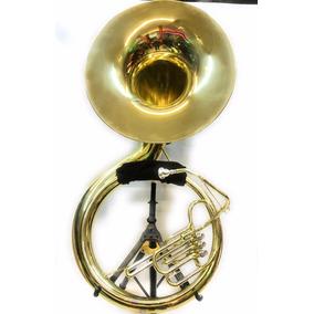 Tuba (sousafon) Mercury Estuche Duro Sibmol Envio Gratis!!!
