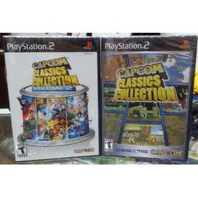 Capcom Classic Collection Vol 1 & 2 Para Ps2