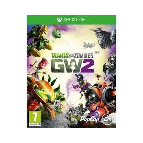 Plants Vs Zombies Garden Warfare 2 Xbox One Físico Nuevo
