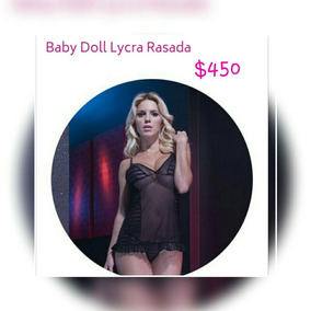 Baby Doll Color Negro