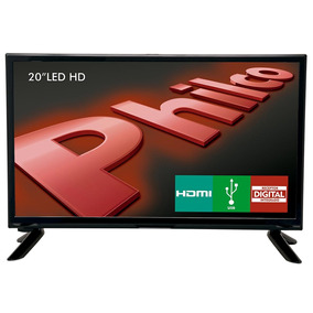 Tv Led 20 Philco Hd Conversor Digital Integrado - Ph20m91d
