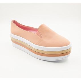 3d0bdf70f9a9d Zapatos Vans Damas Skate - Ropa y Accesorios Rosa claro en Mercado ...