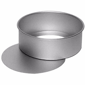 Molde Desmontable Para Pan, Pastel Chico - Mh0200