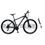 Bicicleta Mtb Venzo Raptor Rod 29 24 Vel Talle Xl + Inflador