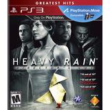 Heavy Rain: Director´s Cut - Ps3 Físico Nuevo Y Sellado*