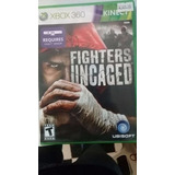 Fighters Uncaged Xbox 360 Seminuevo En Igamers