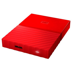 Disco Rigido Externo Wd My Passport 4tb Usb 3.0 Colores Fac