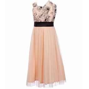 Vestidos De Fiesta Niñas Elegantes Paje Talla 10